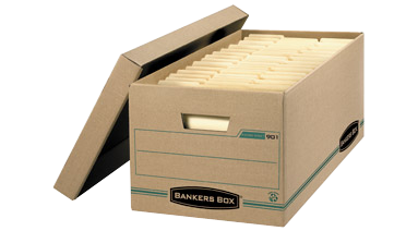 Bankers Box 174 Earth Series Recycled Enviro Stor Storage