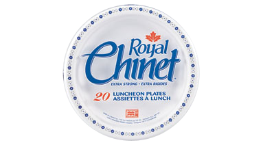 Product Image  sc 1 st  Stormont Stationers LTD & Royal Chinet® Paper Plate 6\